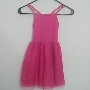 Spaghetti Strap Girls Tulle Dress ♥️